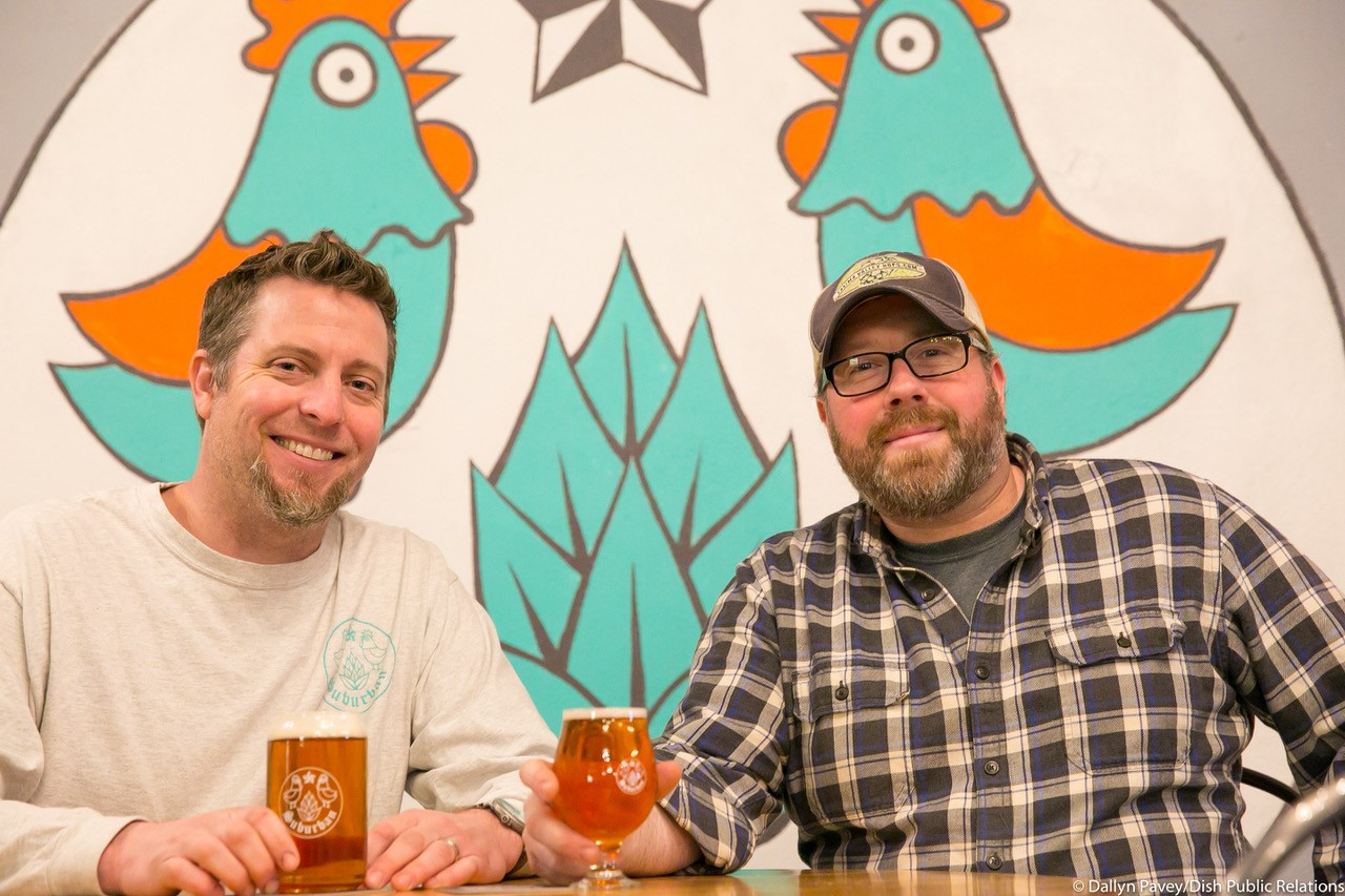 Suburban Brewing a Collaborative Endeavor Set to Open in Honey Brook