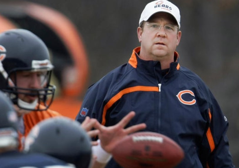 Malvern Native Returns to Chicago to Coach the Bears' Offensive Line
