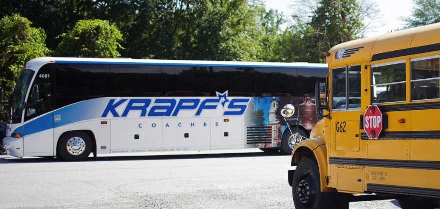 Krapf Coaches is GWCC's 2017 Business of the Year