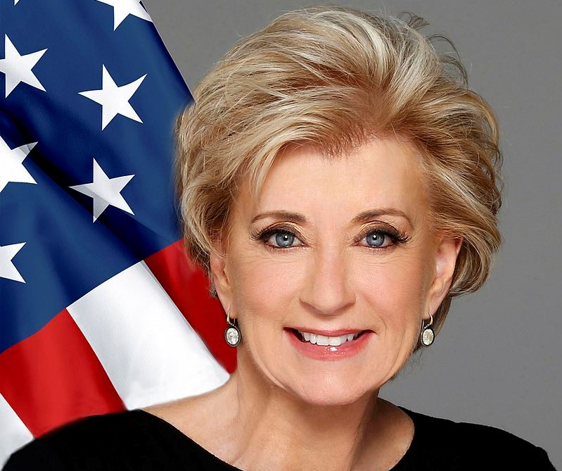 Linda McMahon to Discuss Economic Growth, Role of Small Business at CCCBI's Breakfast
