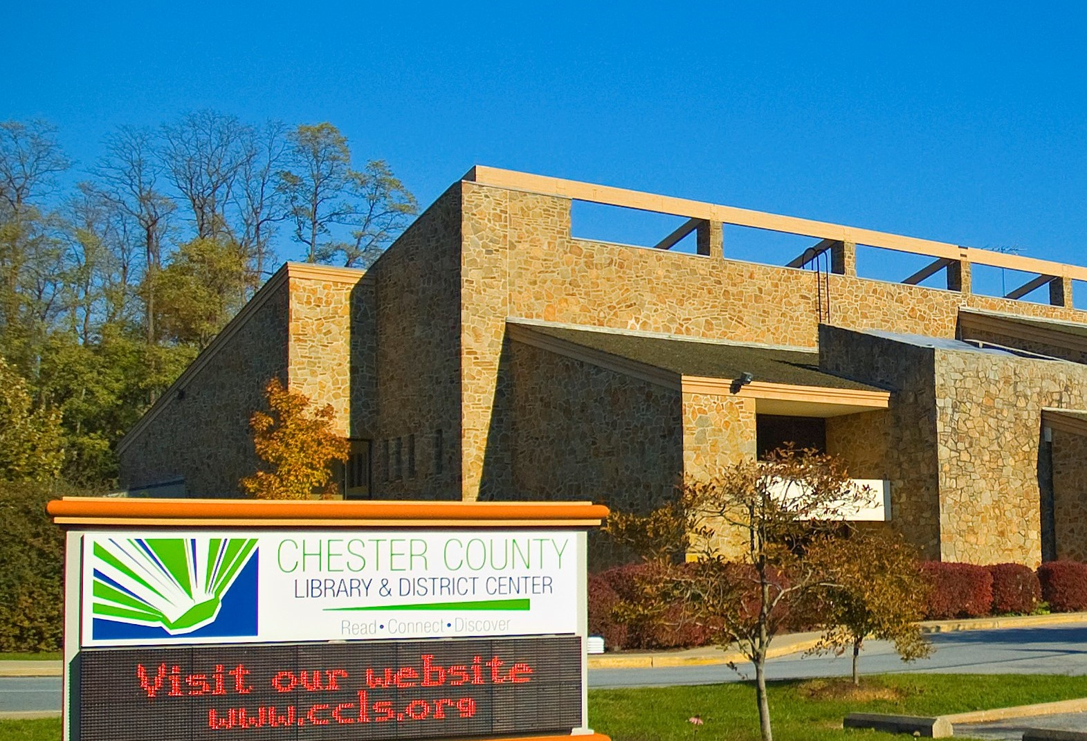 Chester County Library Rated One of America's Top Libraries