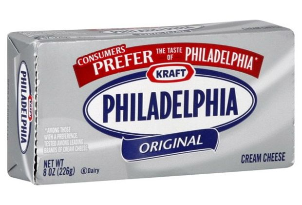 Philadelphia Cream Cheese Got Name from Reputation, Not Location