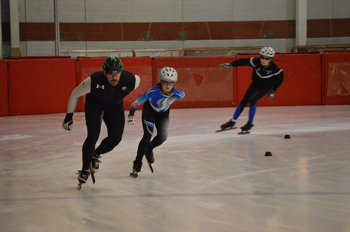 Landenberg Speed Skaters Find Their Icy Home in Reading