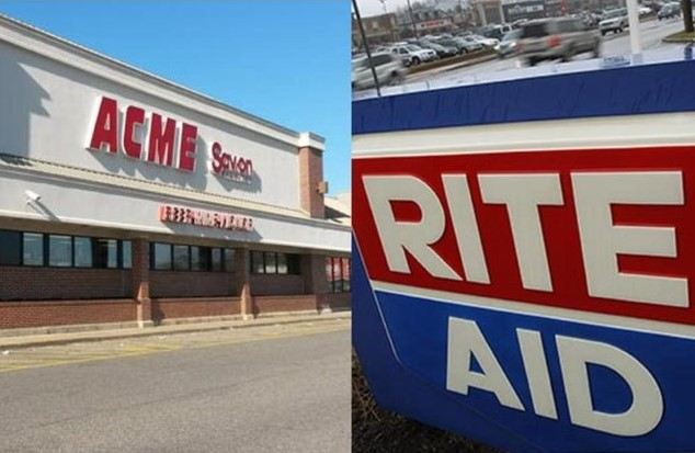 Owner of Malvern-Based Acme Markets to Buy Rite Aid Corporation