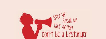 Active Bystanders Make a Healthy Community
