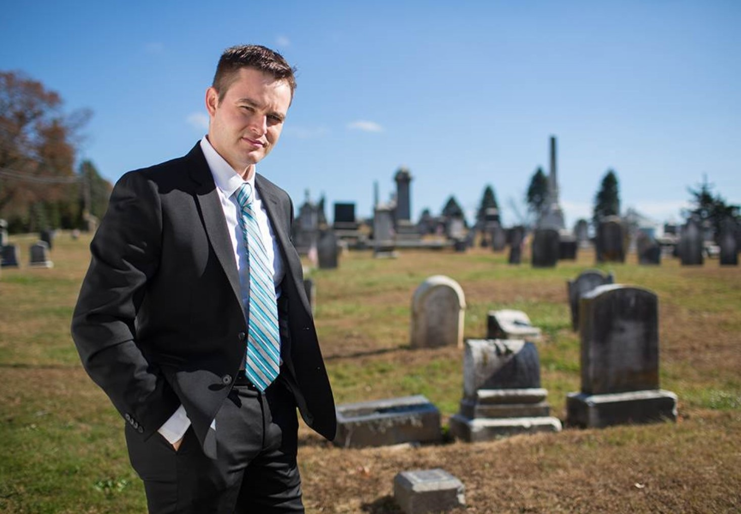 The Business of Death Saved the Life of Sixth-Generation Mortician from Parkesburg