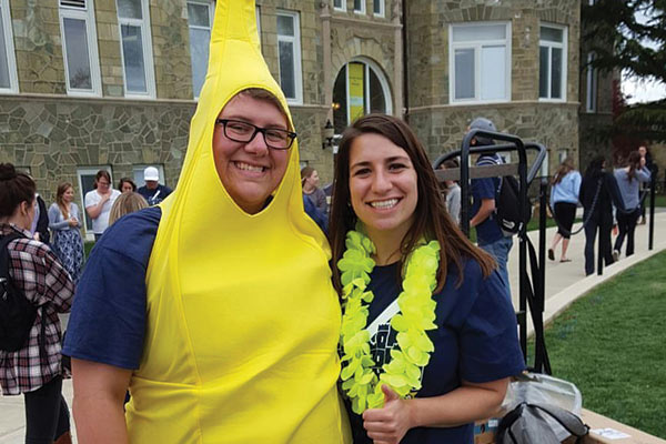 Concert on the Quad, Banana Day, and 48HR DubC Film Race This Week at WCU