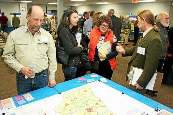 Public Weighs In on Chester County's Future