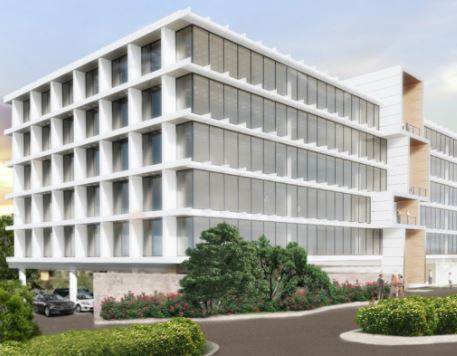 From MONTCO: North Gulph Road Office Building in King of Prussia to Get a New Look