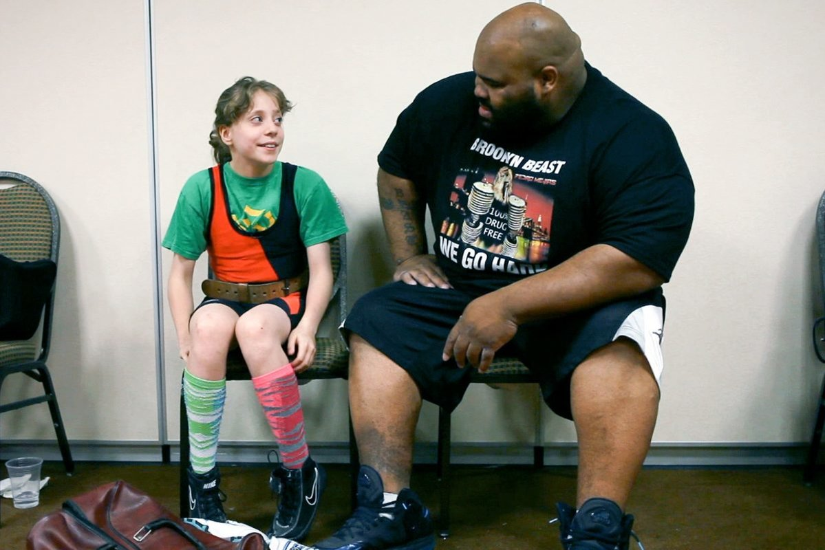 From DELCO: Wallingford Native's New Documentary Focuses on Orthodox Jewish Powerlifter