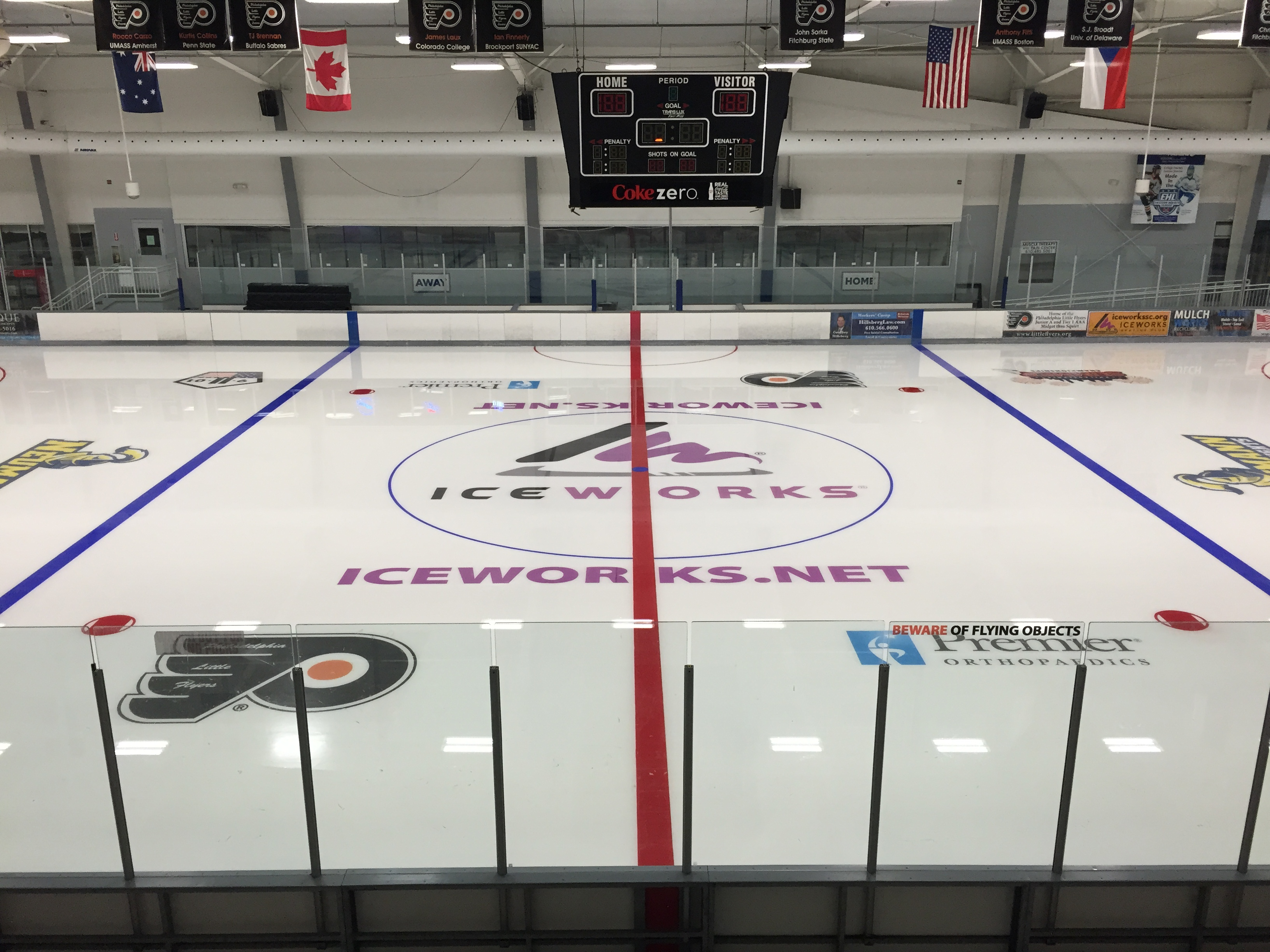 From DELCO: IceWorks in Aston Draws Legions of Visitors to Delaware