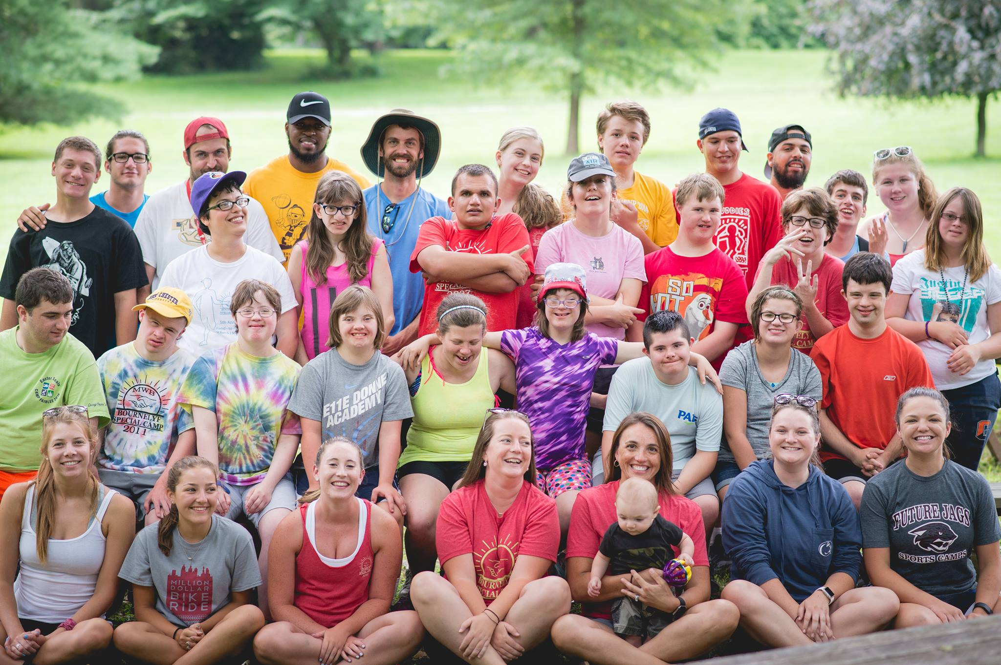 Bournelyf Special Camp in West Chester Has Been Serving the Community Since 1980