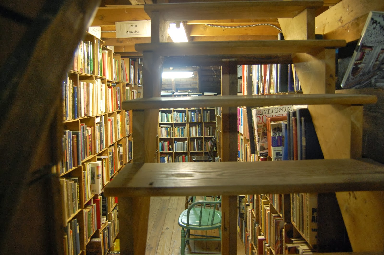 Baldwinu0027s Book Barn In West Chester Attracts Both Book Lovers And Tourists