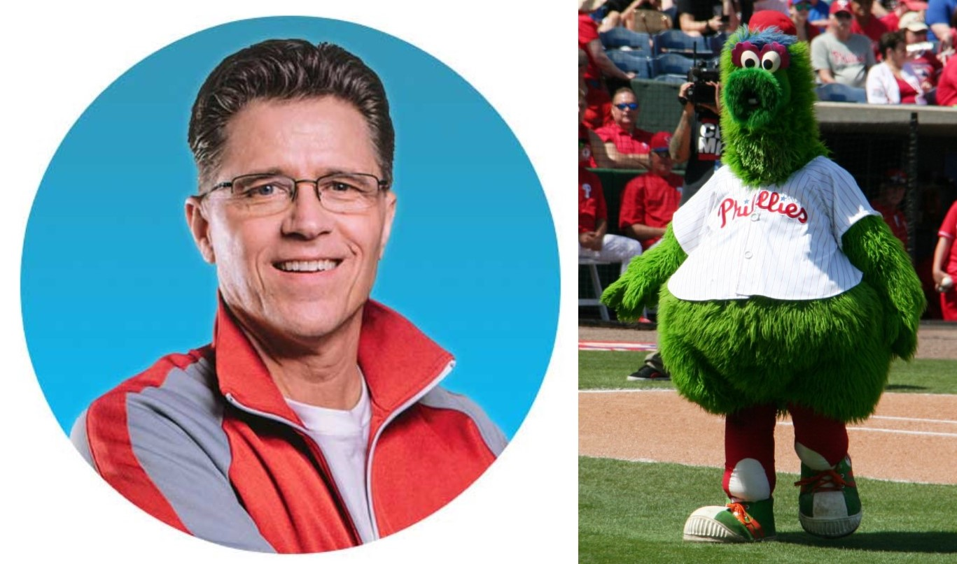 Air Force Looks to Original Phillie Phanatic, West Grove Resident to Develop Mascot