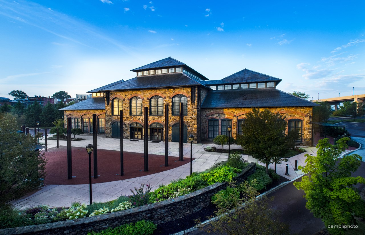 Past, Present Converge at Phoenixville Foundry, a Modern Event Space with Industrial Character