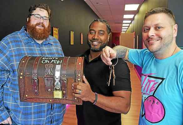 Three Friends Turn Hobby into Business with Elite Escape Room in Eagleview