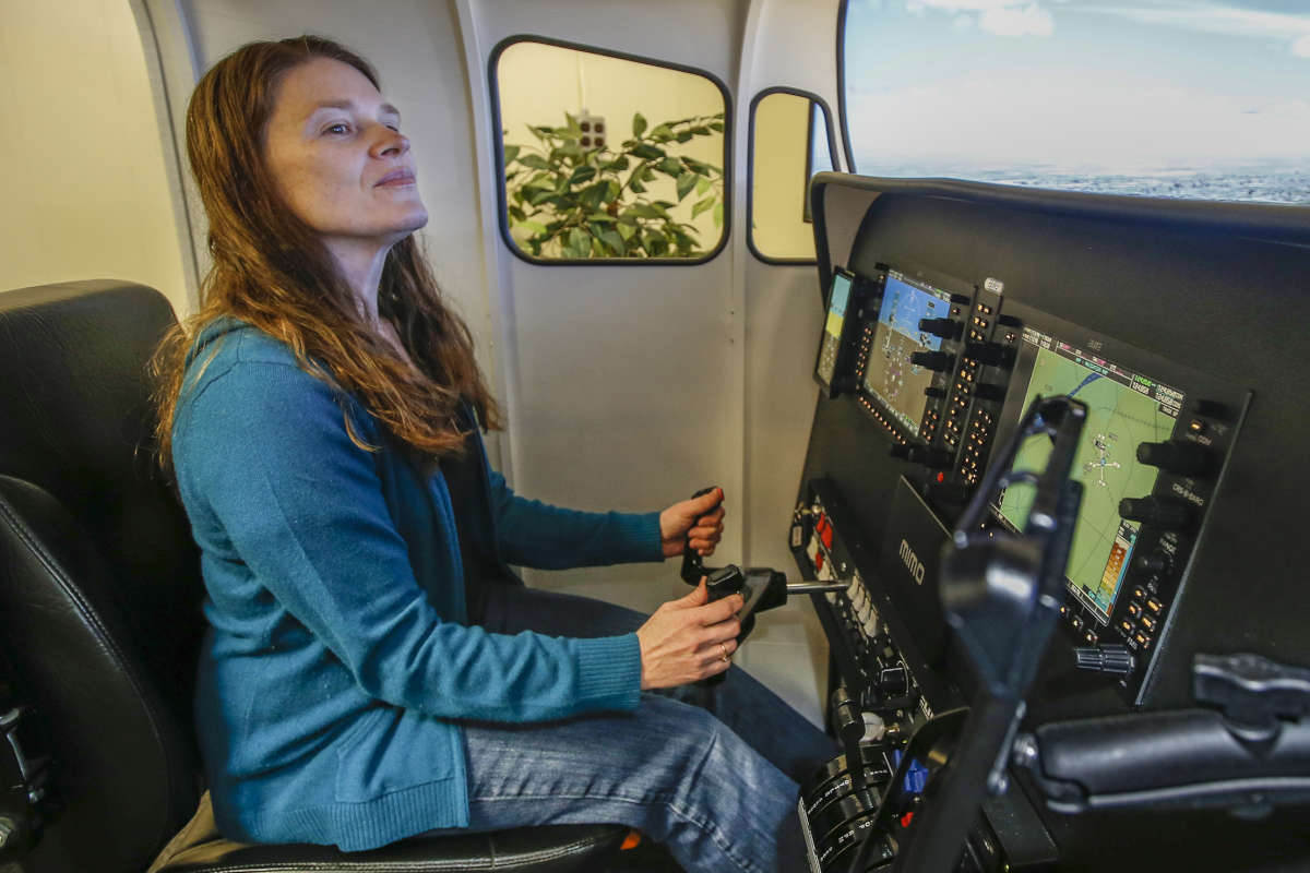 Owner of Local Flight School Believes Women Are Key to Overcoming Pilot Shortage