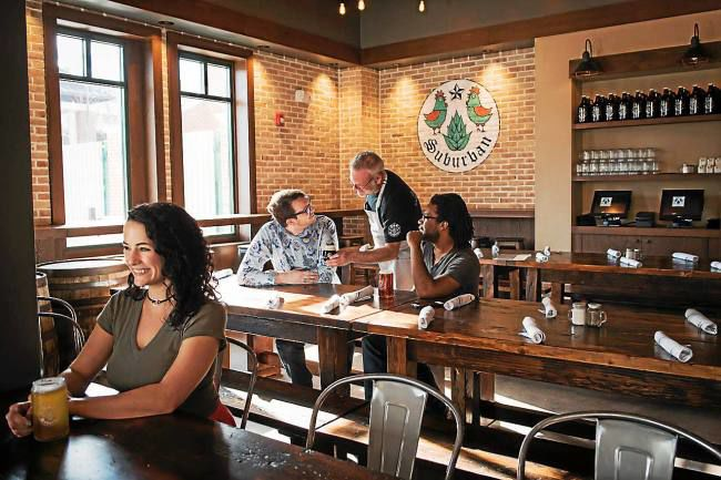 Farm-to-Table Restaurant in Eagleview Brews Its Own Beer