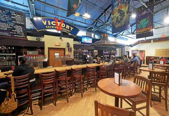Victory Brewing Invests $500,000 into Renovation of Downingtown Facility
