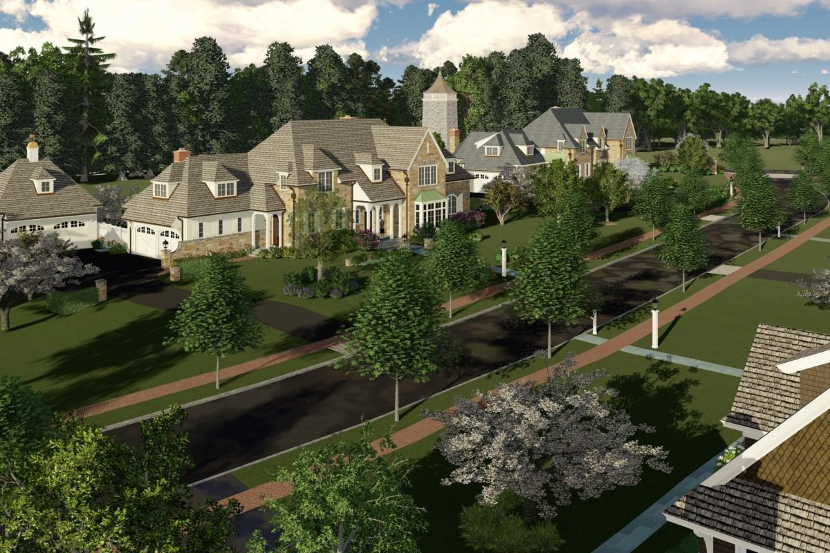 Malvern-Based Homebuilder to Transform Grounds of Renowned Estate in Radnor