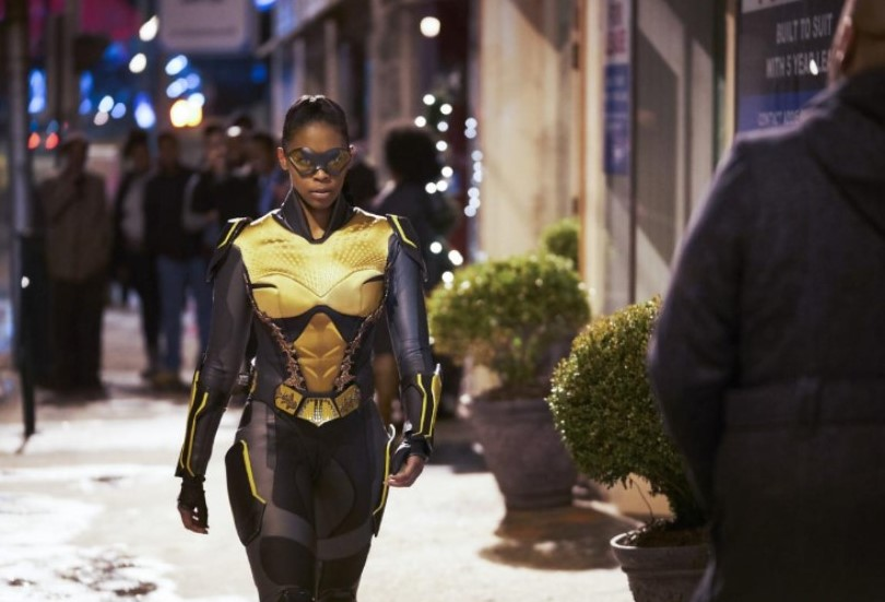 WCU Grad Dons Superhero Costume in New Hit Show on The CW Network
