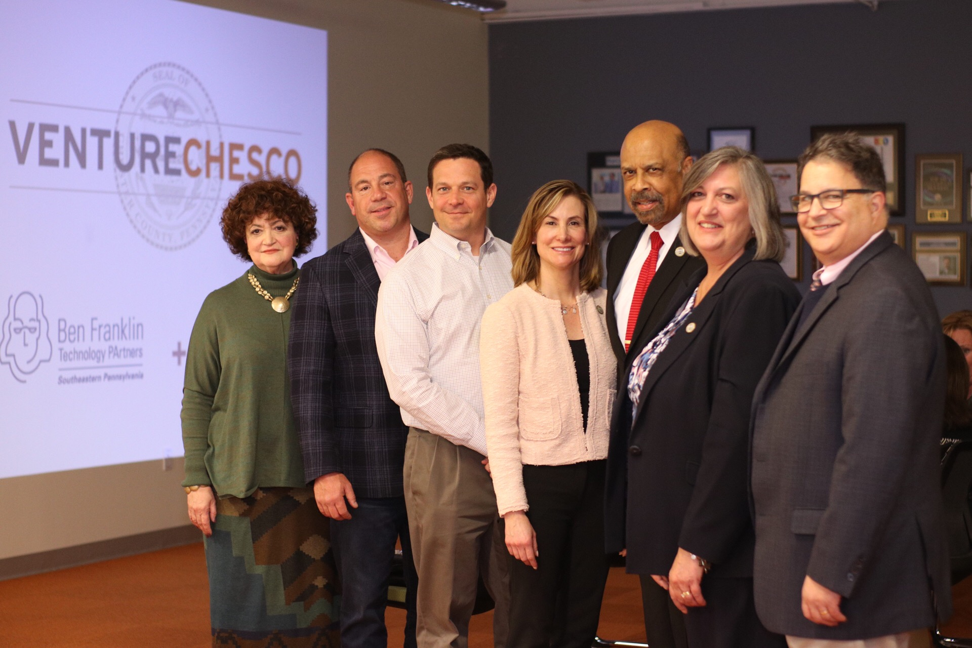 County's 'Venture Chesco' Launches Fund to Encourage Development of Start-Ups