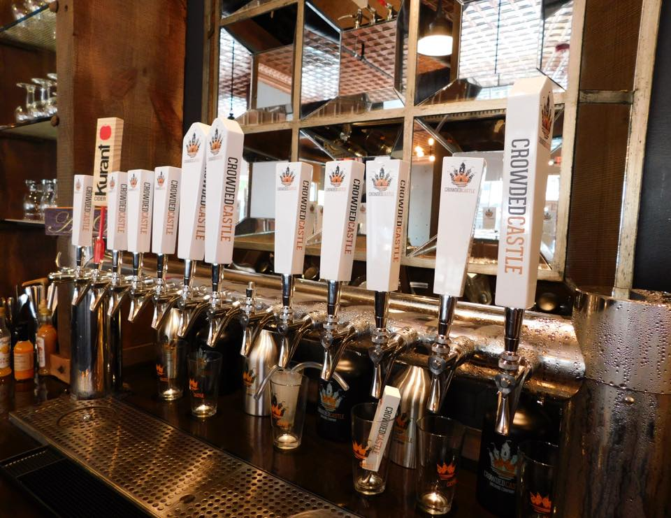 Phoenixville's Crowded Castle Brewing Ranks Among Nation's Fastest-Growing Breweries