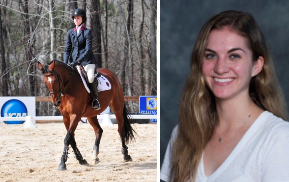 Malvern Native, Senior at South Carolina Named All-American in Equestrian
