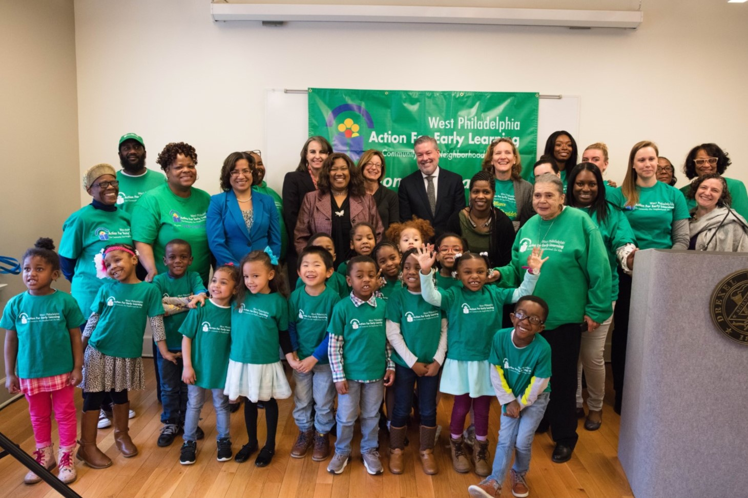 Vanguard Awards $1.63 Million Grant to Improve Quality of Early Childhood Education