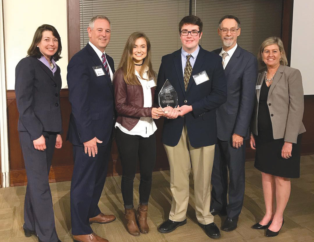 Dr. Edwin Cottrell Entrepreneurial Leadership Center at West Chester University Announces Winners of the 2018 Business Idea Competition