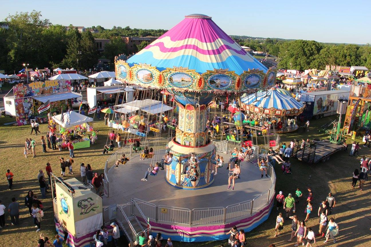 Strawberry Festival Returns for 46th Consecutive Year