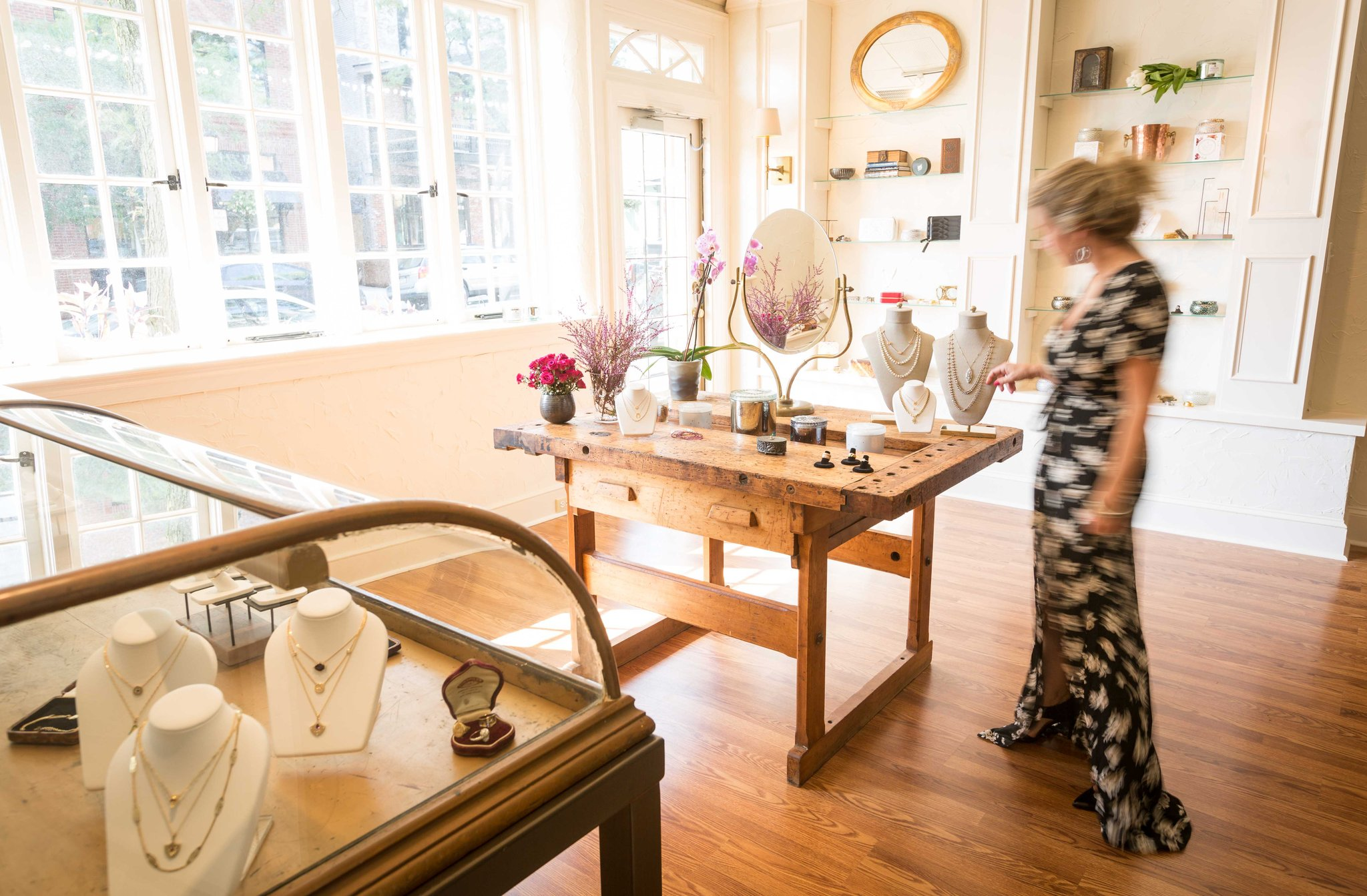 Jewelry from Kennett Square Designer Appears on Television, in the Movies