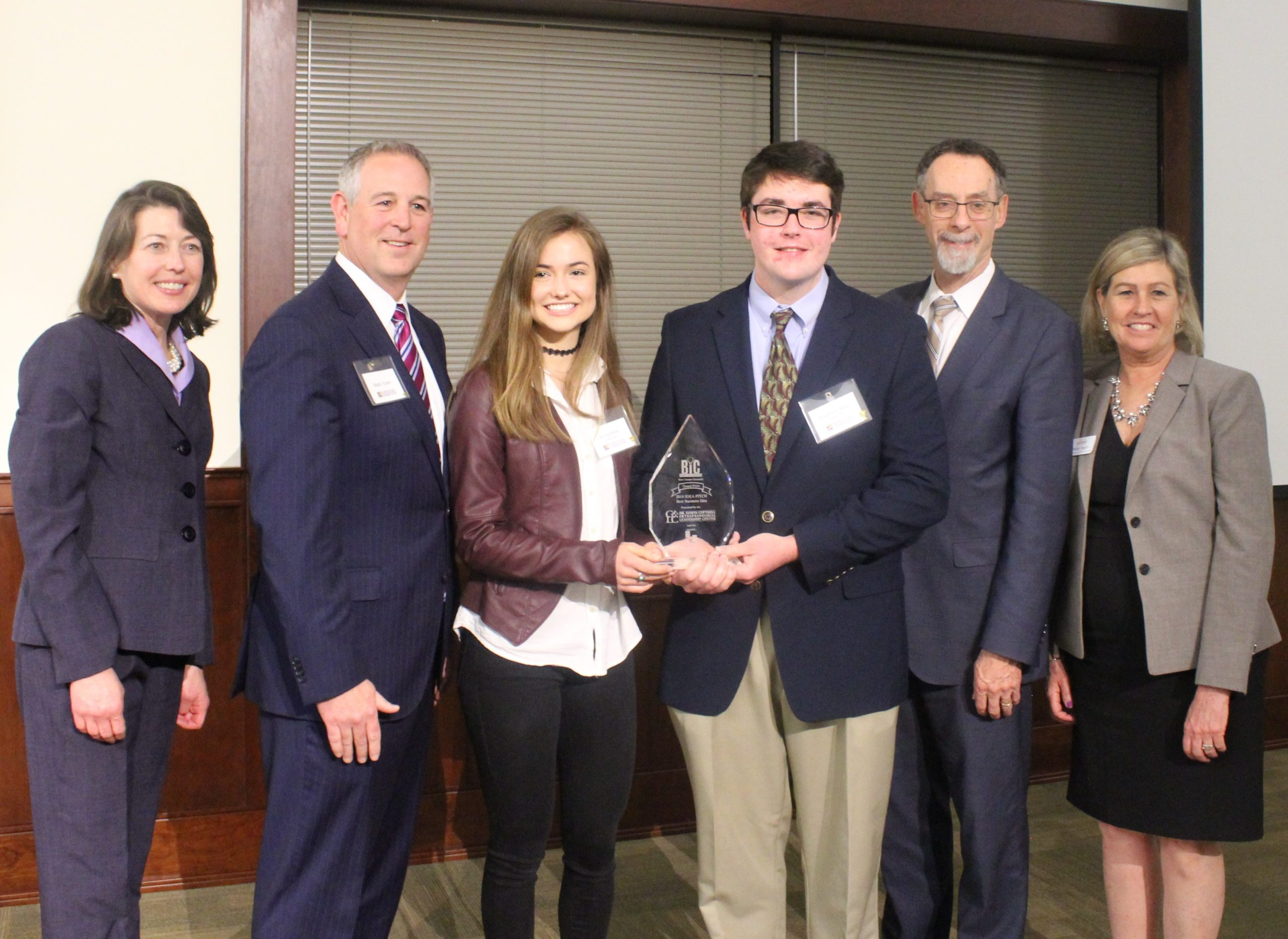 Winners of Sixth Annual WCU Business Idea Pitch Announced