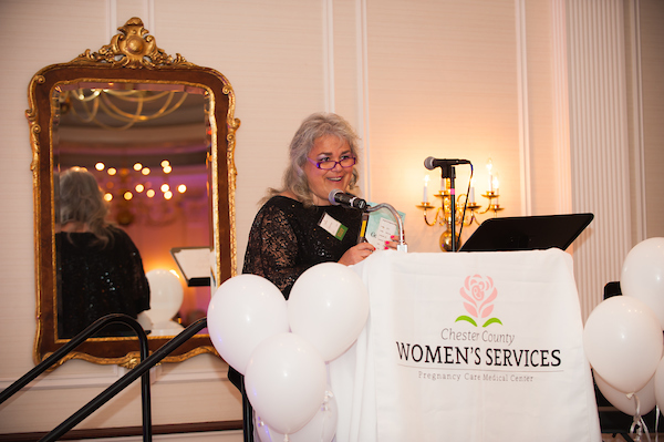 Chester County Women's Services Raises Over $150,000 at 33rd Annual Banquet, Auction