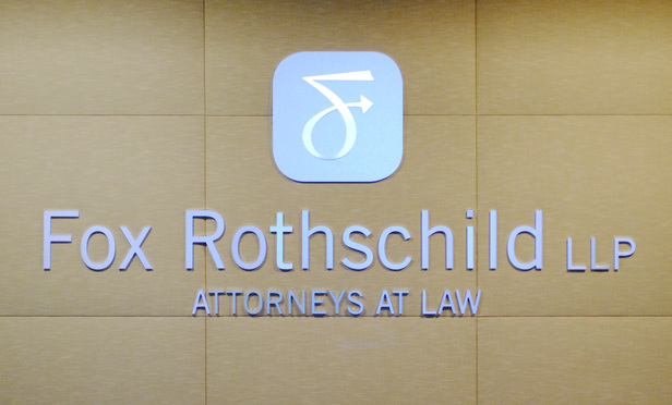VISTA Careers – Fox Rothschild