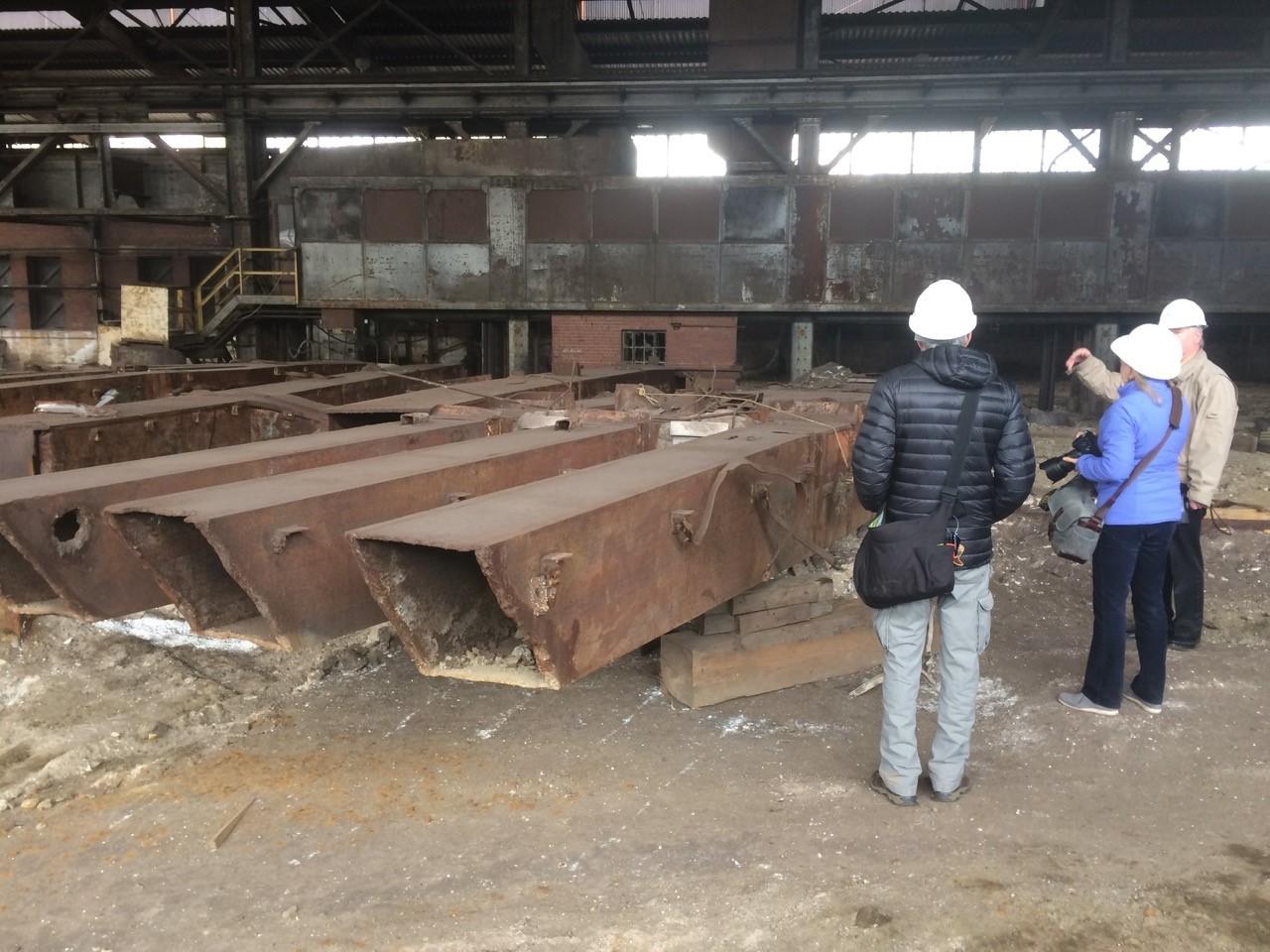 'I Am Coatesville Steel' Project Seeks Former Lukens Steel Workers