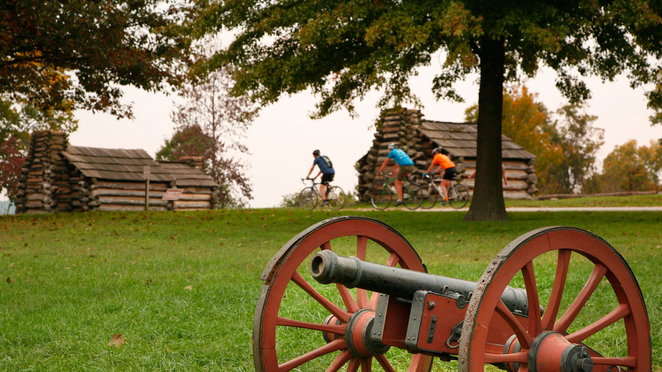 Here's How Much Money Valley Forge Park Generated Last Year for the Local Economy