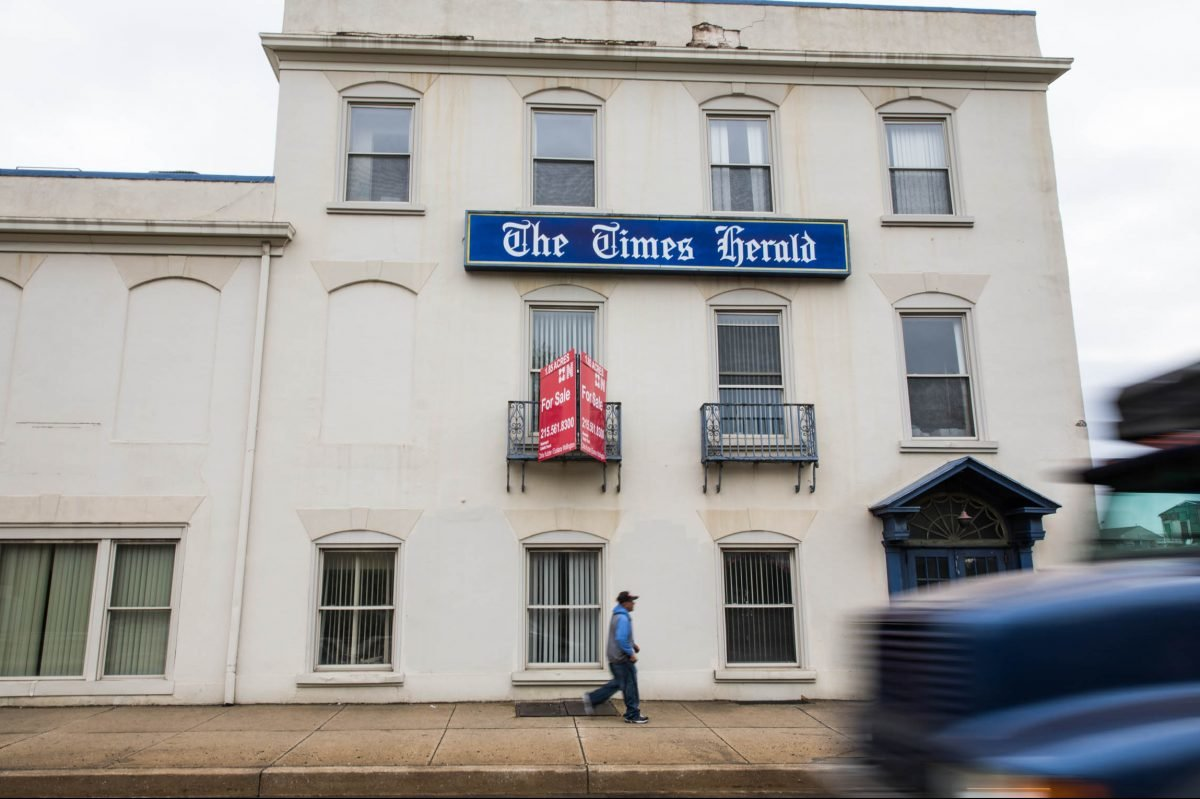 Digital First Media's Suburban Philadelphia Newspapers Face Uncertain Future
