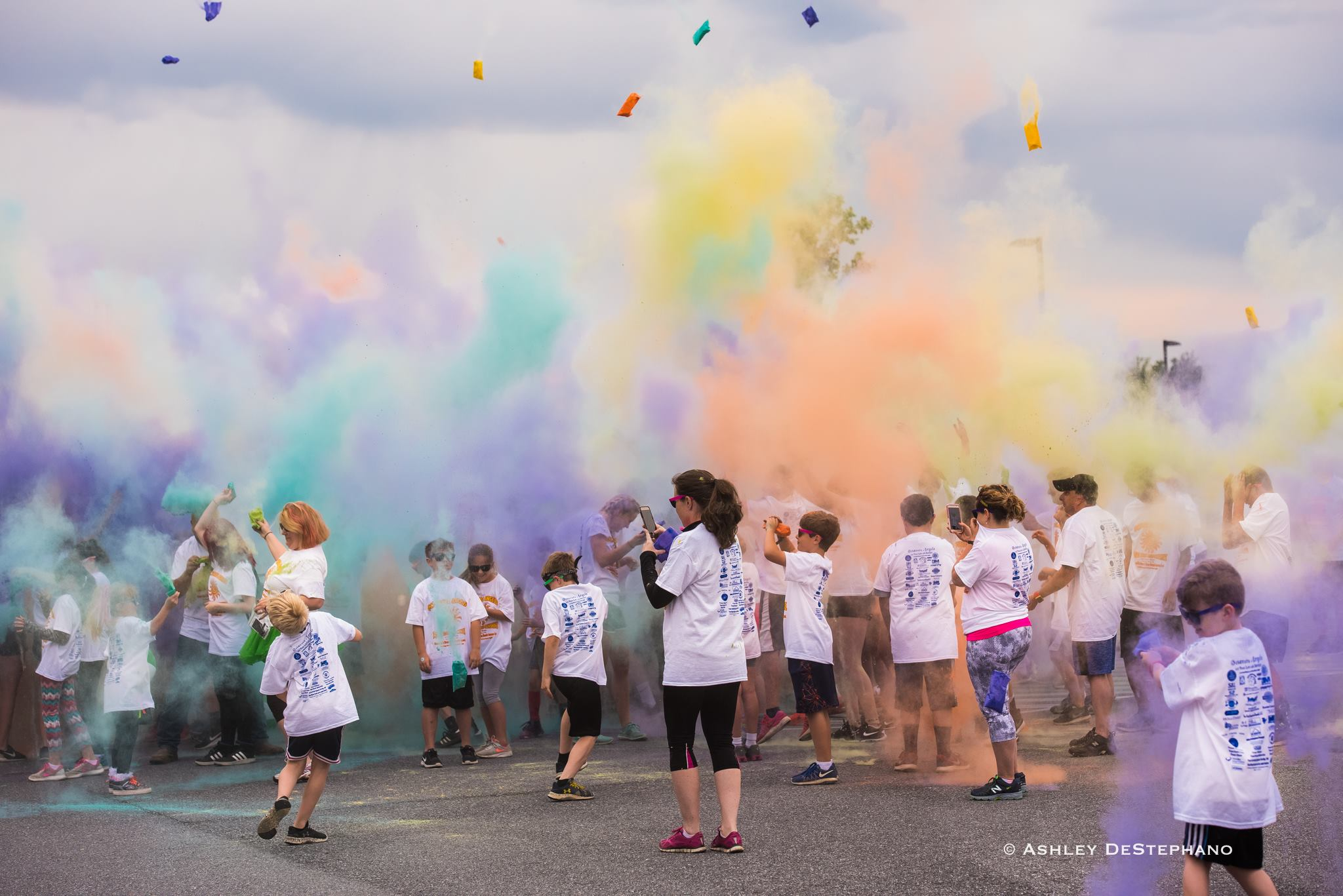Octorara Angels Rainbow Run Raises Awareness of Carbon Monoxide, the Silent Killer
