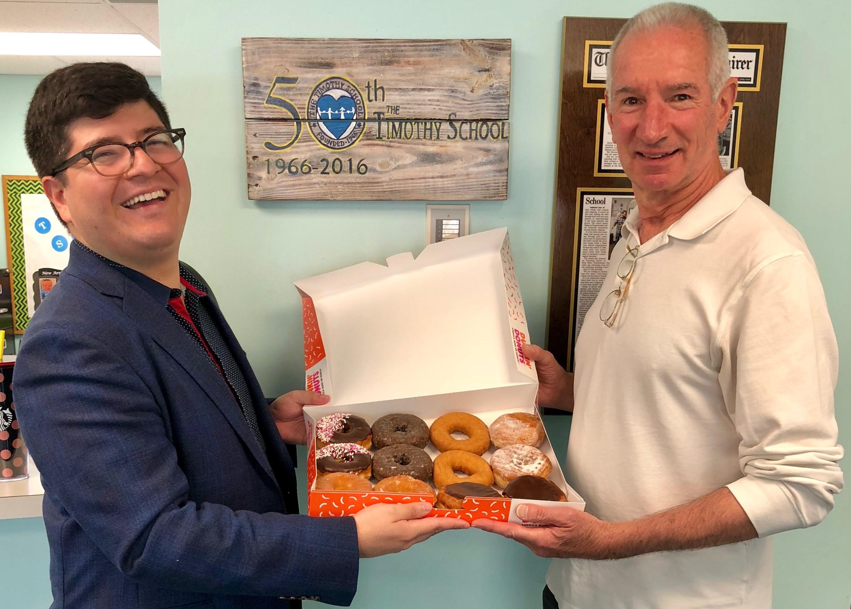 Malvern Bank, National Association Surprises Local Educators for Teacher Appreciation Week