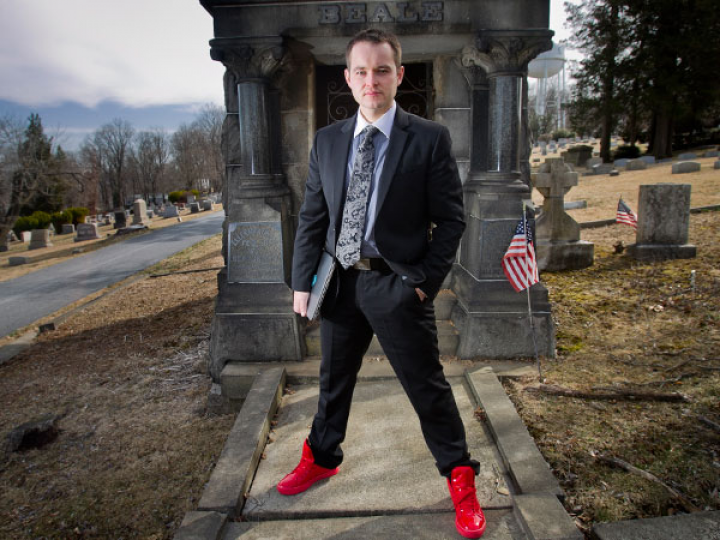 Book Review: Confessions of a Funeral Director: How the Business of Death Saved Parkesburg Man's Life