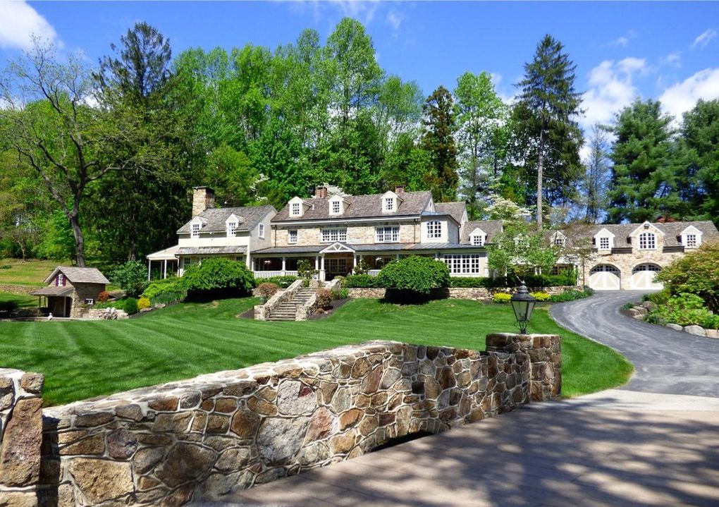 DNB First House of the Week: Park-Like Estate in Glenmoore