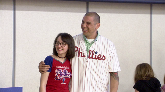 Downingtown Teacher, Former Marine Honored by Phillies