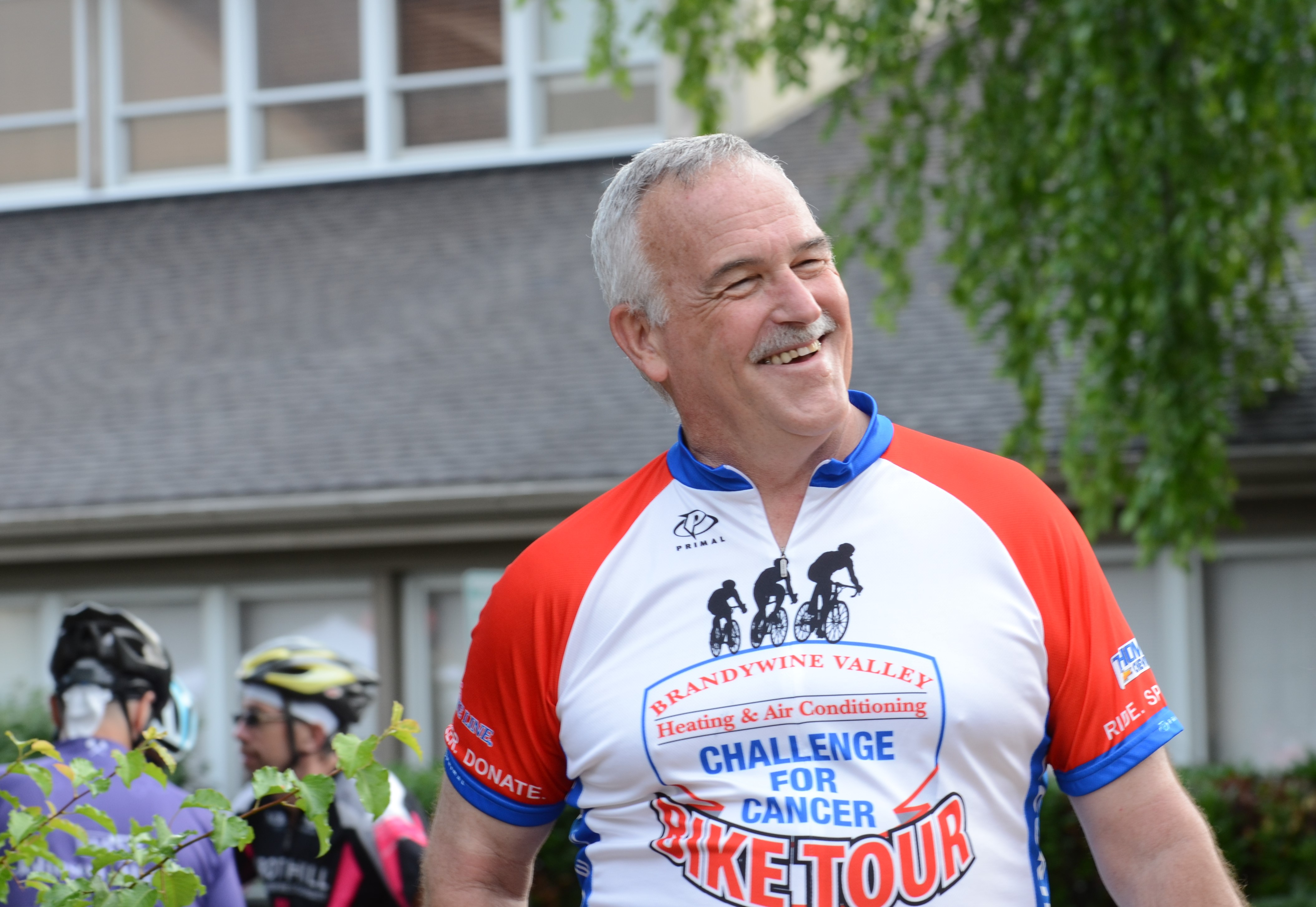 Twentieth Anniversary of Brandywine Valley HVAC Challenge For Cancer Bike Tour Set for Sunday