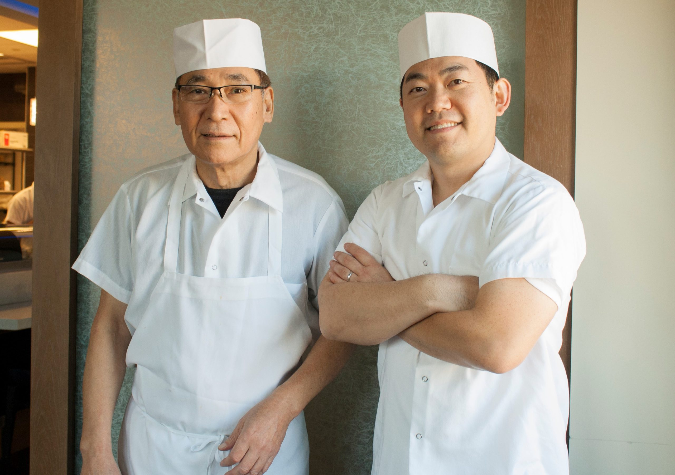 Bluefin Eagleview a Showcase for the Skill, Wisdom of Two Top-Tier Sushi Chefs