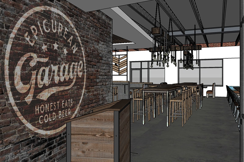 Longtime Chef Returns to Chester Springs to Open Epicurean Garage