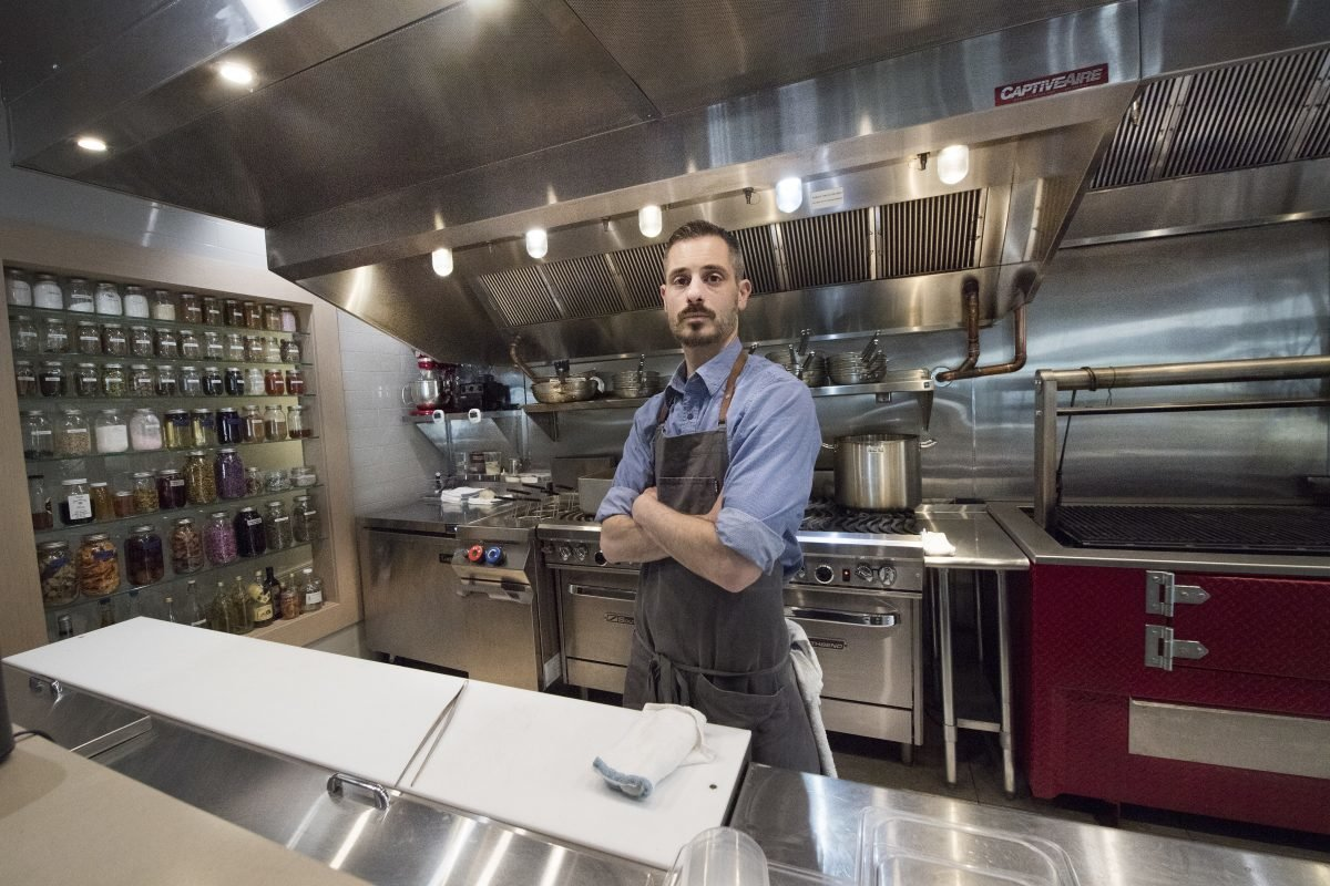 Despite Being 'Scammed' in West Chester, Once-Homeless Chef Still Opens Restaurant
