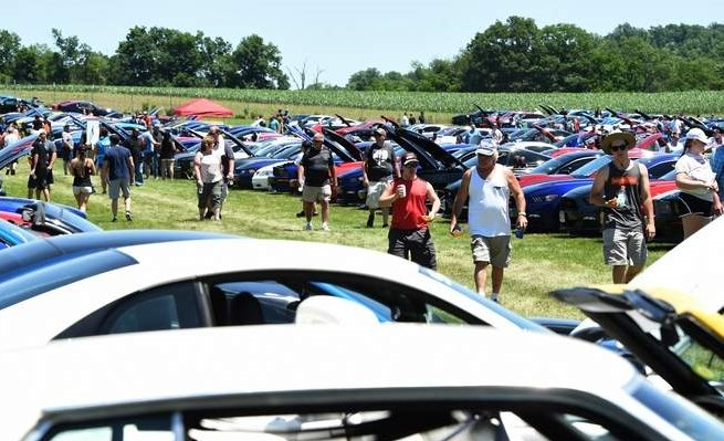 Malvern-Based Turn5's Mustang Show Draws Enthusiasts from All Over America