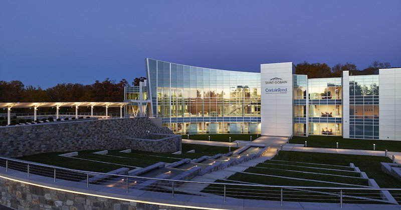 Saint-Gobain's Headquarters in Malvern a Testament to the Value of Occupant Comfort