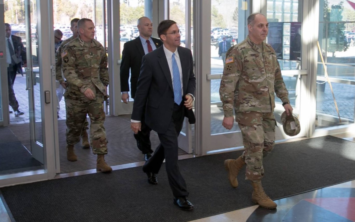 Army Lists Philadelphia Among Five Finalists for New Command Center
